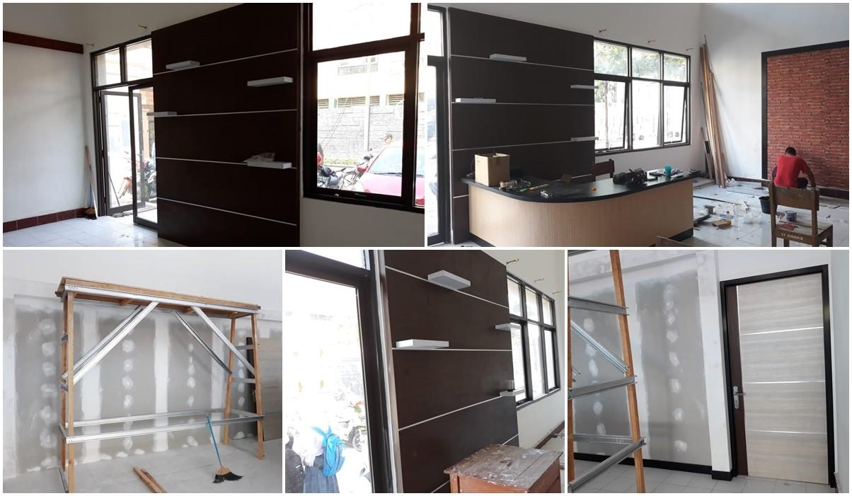 Revitalisasi Ruangan Tefa - Pembuatan Studio Photo