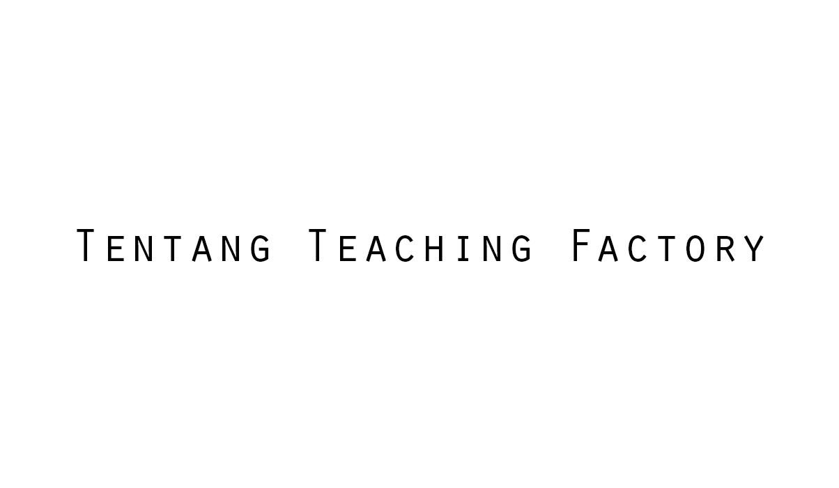 Teaching Factory SMK Negeri 1 Banjar